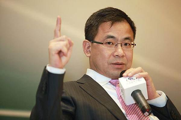 王晓秋接任上海汽车集团股份有限公司总裁