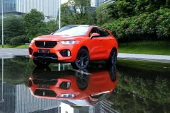 「国产轿车品牌」WEY VV5颜值爆表,国产之骄傲