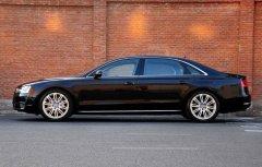 「大型轿车」奥迪A8将配置新款自适应悬架技术