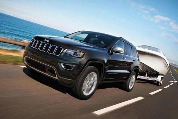 新款Jeep大切诺基上市:标配空气悬挂