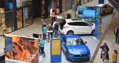 福特计划在全球建立新零售体验店