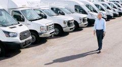 福特与Geotab推集成式解决方案&nbsp在一个平台上管理整个车队