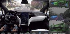特斯拉招募员工车测试自动驾驶系统第三版硬件