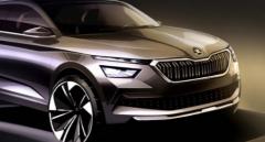 新款斯柯达紧凑型SUV在日内瓦车展上首次亮相