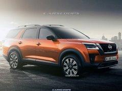 东风日产全新中大型SUV消息 或明年投产