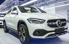 奔驰全新GLA将于7月23日上市 预计26万元起售