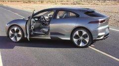 捷豹以I-Pace的形式改进了全电动SUV