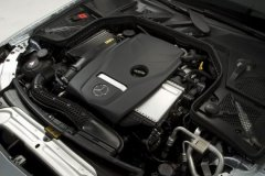 奔驰新C级动力计划曝光 C63配V8增压