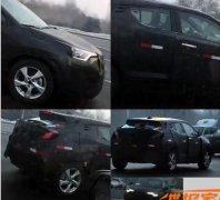 2018年国产上市 丰田C-HR国内谍照曝光