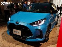 丰田计划今年推全新SUV 基于YARiS打造