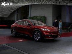 福特Mustang Mach-E亮相 将2021年引入
