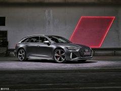 全新一代奥迪RS 6 Avant将亮相法兰克福