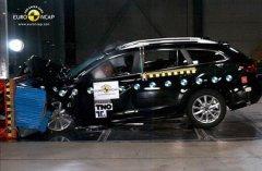 新一代马自达6获Euro-NCAP五星安全评级