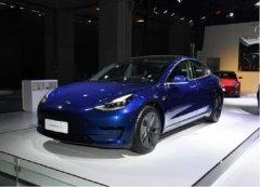 特斯拉本周推出长续航版国产Model 3