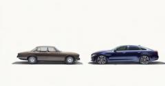 XJ是捷豹最著名的车型之一 它是顶级的豪华轿车
