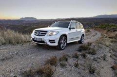 奔驰GLK推2.0T版 德国售价4万欧元起