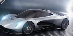 阿斯顿马丁已经确认了新的超级跑车的名称 以前称为AM-RB003