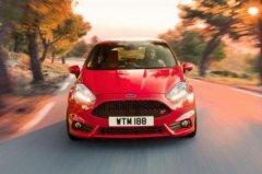 2013款嘉年华ST英国上市 1.7万英镑起售