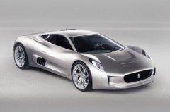 捷豹放弃C-X75混合动力超跑量产计划