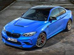 宝马新款M2 CS售价曝光 搭3.0T引擎/限量销售
