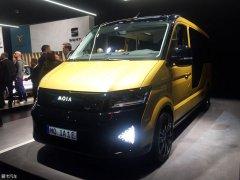 日内瓦车展:大众MOIA MPV概念车亮相