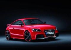奥迪TT RS Plus英国售价 约50万元起