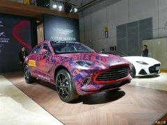 阿斯顿·马丁3款特别版将亮相广州车展
