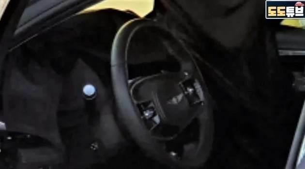 """韩系""""轿车之王""""曝光,纵置后驱,想挑战奔驰S级,有戏吗?"""