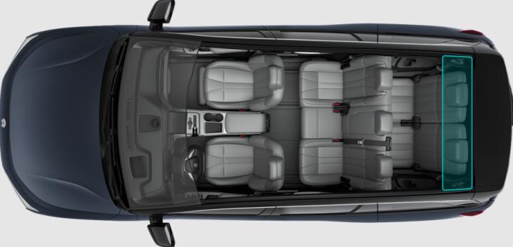 大众ID.6 X对比蔚来ES8,纯电中大型SUV怎么选?