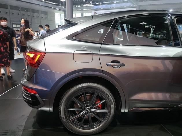 2021粤港澳车展:奥迪Q5L南方车型正式上市